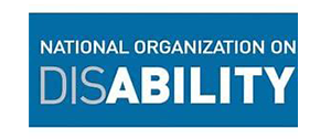 National Org of Disability Logo